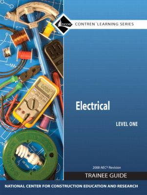 Electrical Level 1 Trainee Guide 2008 NEC, Hardcover