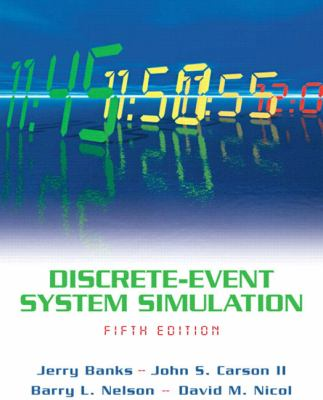 Discrete Event System Simulation: United States Edition