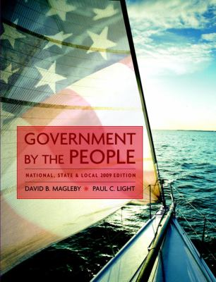 Government by the People National State and Local