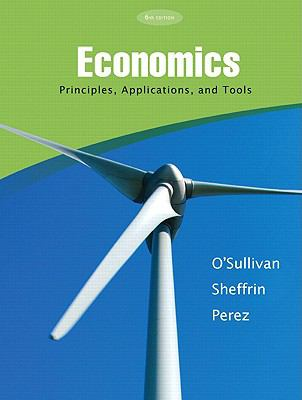 Economics: Principles, Applications and Tools