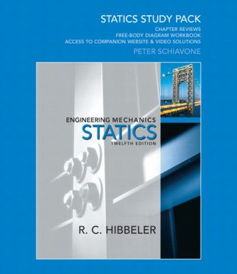 Engineering Mech.: Statics-Statics Study Pack