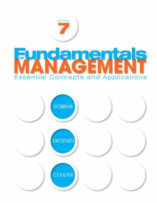 Fundamentals of Management (7th Edition)