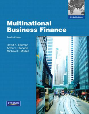Multinational Business Finance : Global Edition