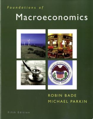 Foundations of Macroeconomics (5th Edition)