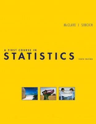 First Course in Statistics, A