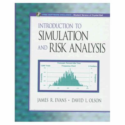 Intro.to Simulation+risk Analysis-w/cd