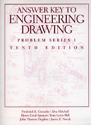 Answer Key to Engineering Drawing (Problem)