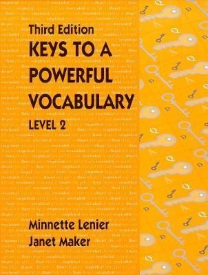 Keys to a Powerful Vocabulary Level II
