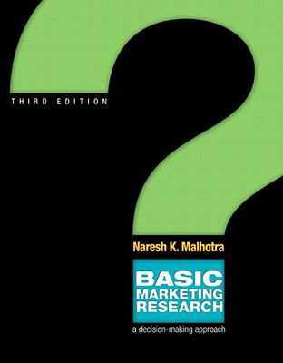 Basic Marketing Research & Qualtrics Pkg