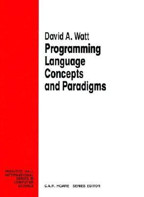 Programming Language Concepts Paradigms