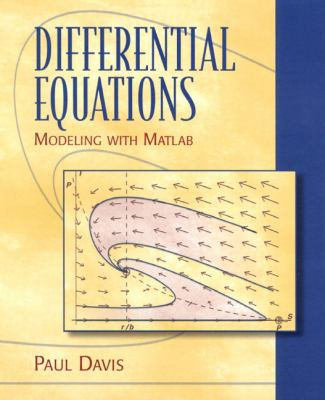Differential Equations Modeling With Matlab