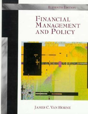 Financial Mgmt.+policy