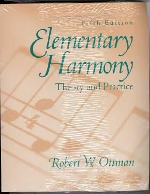 Elementary Harmony: Theory and Practice with CD (5th Edition)