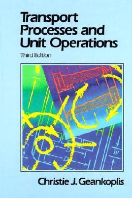 TRANSPORT PROCESSES & UNIT OPERATIONS