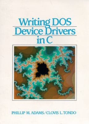 Writing Device Drivers in C for MS-DOS Systems