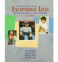 Student Study Guide to Accompany Exceptional Lives: Special Education in Today's Schools