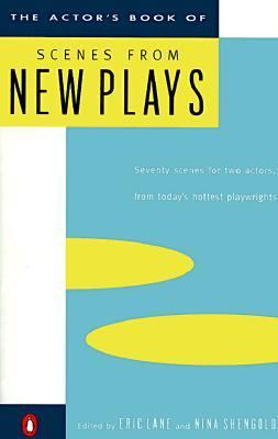 Actor's Book of Scenes from New Plays