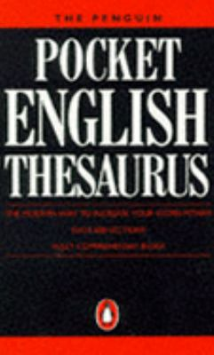 Penguin Pocket Thesaurus - Fay Carney - Paperback