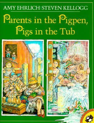 Parents in the Pigpen, Pig in the Tub