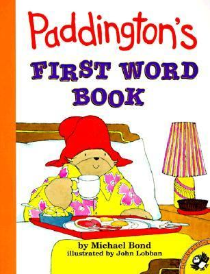 Paddington's First Word Book