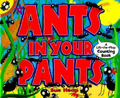 Ants in Your Pants - Sue Heap - Paperback