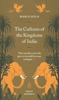 Customs of the Kingdoms of India