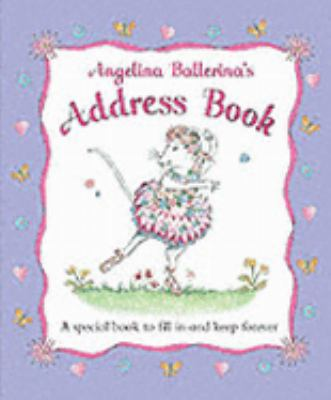 Angelina Ballerina's Address Book