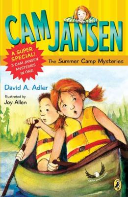 Cam Jansen And the Summer Camp Mysteries A Super Special
