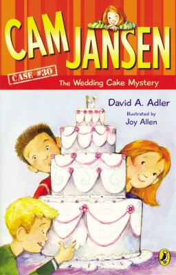 Cam Jansen : The Wedding Cake Mystery