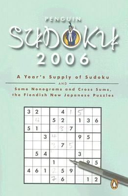 Penguin Sudoku 2006 A Years Supply Of Sudoku