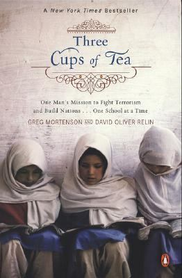 Three Cups of Tea One Man's Mission to Fight Terrorism And Build Nations  One School at a Time
