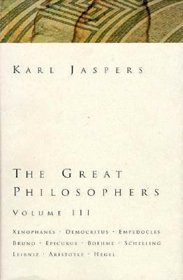 The Great Philosophers, Vol. 3