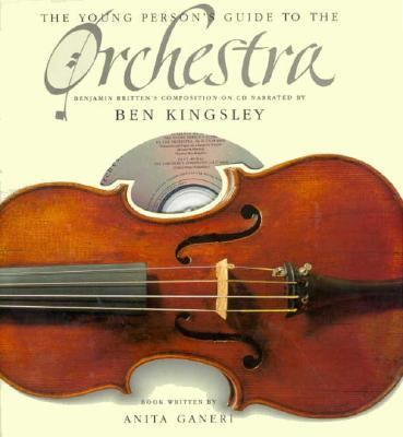 Young Person's Guide to the Orchestra Benjamin Britten's Composition on Cd