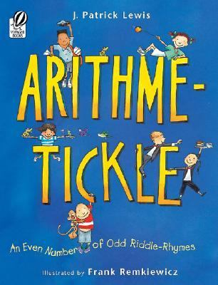 Arithme-tickle An Even Number of Odd Riddle-rhymes