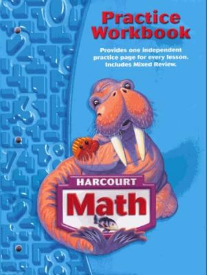 Harcourt Math 3 Practice Workbook