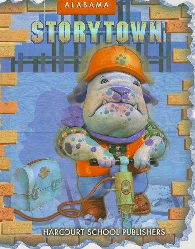 Harcourt School Publishers Storytown Alabama: Student Edition Breaking New Grnd Level  3-2 Grade 3 2008