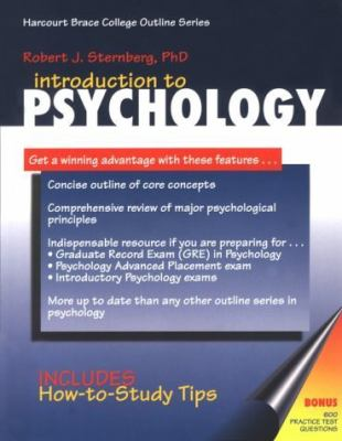 Introduction to Psychology Psychology