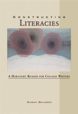 Constructing Literacies A Harcourt Reader for College Writers