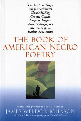 Book of American Negro Poetry,