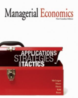 Managerial Economics (Canadian)