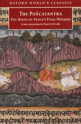 Pancatantra The Book of India's Folk Wisdom