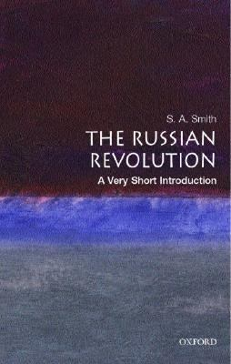 Russian Revolution A Very Short Introduction