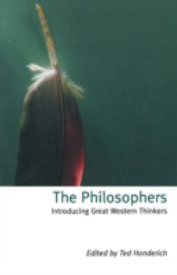 Philosophers Introducing Great Western Thinkers