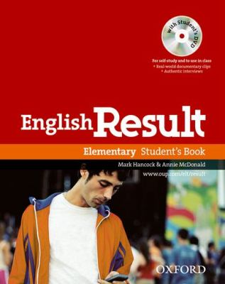 English Result Elementary: Student's Book with DVD Pack