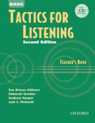 Basic Tactics for Listening Teacher's Book