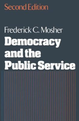 Democracy and the Public Service