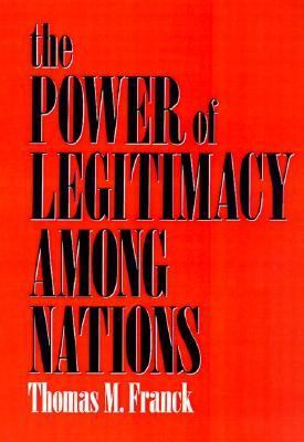 Power of Legitimacy Among Nations