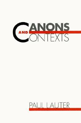 Canons and Contexts
