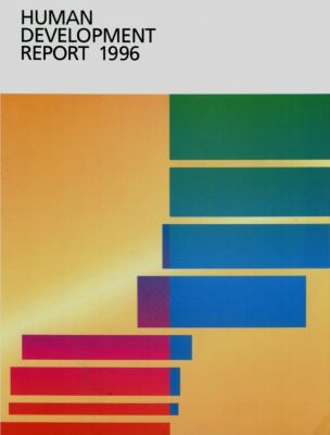 Human Development Report 1996