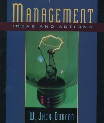 Management Ideas and Actions